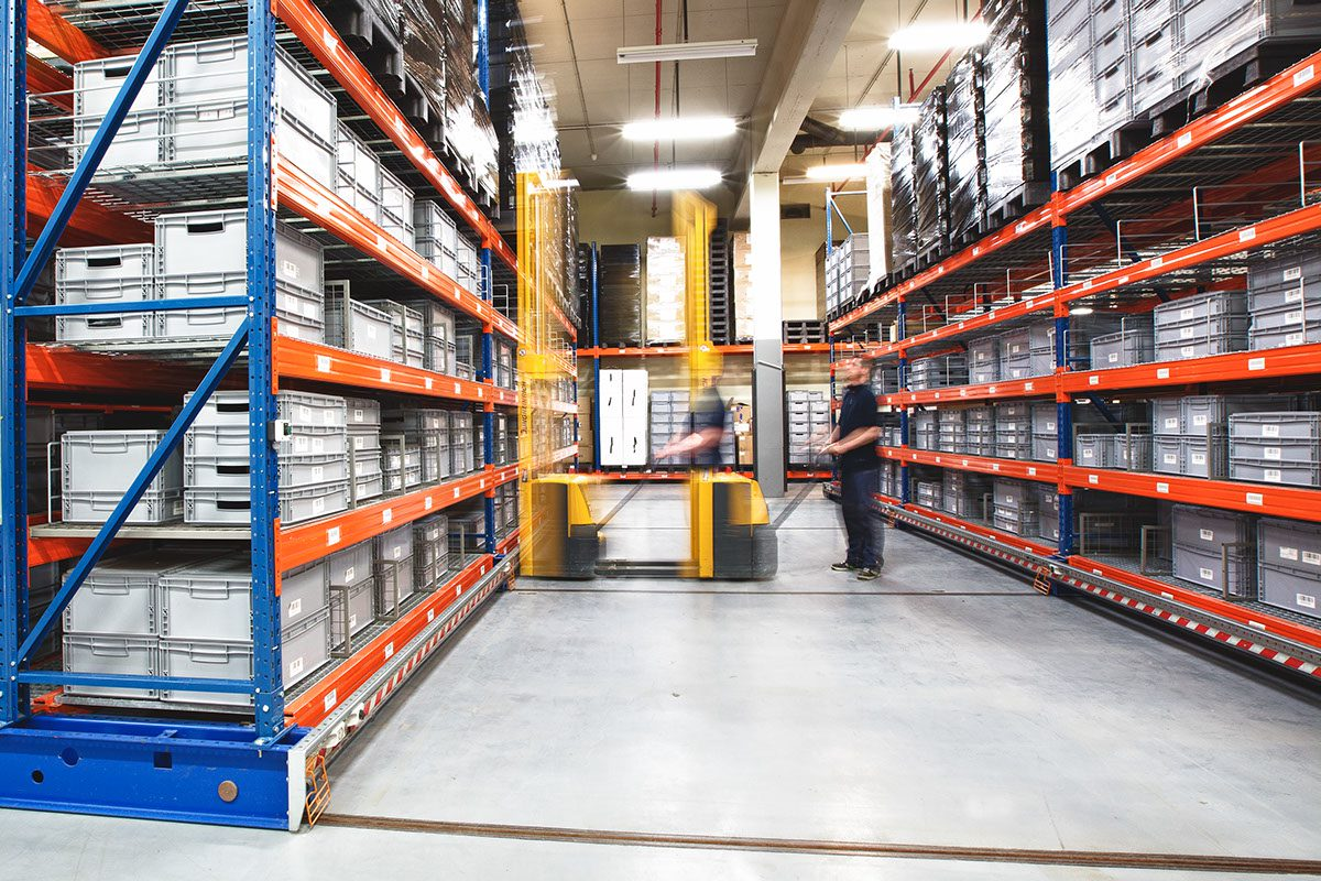 Global Storage and Distribution Services from CSM