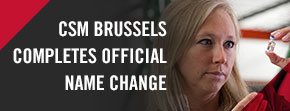 CSM Brussels Completes Official Name Change